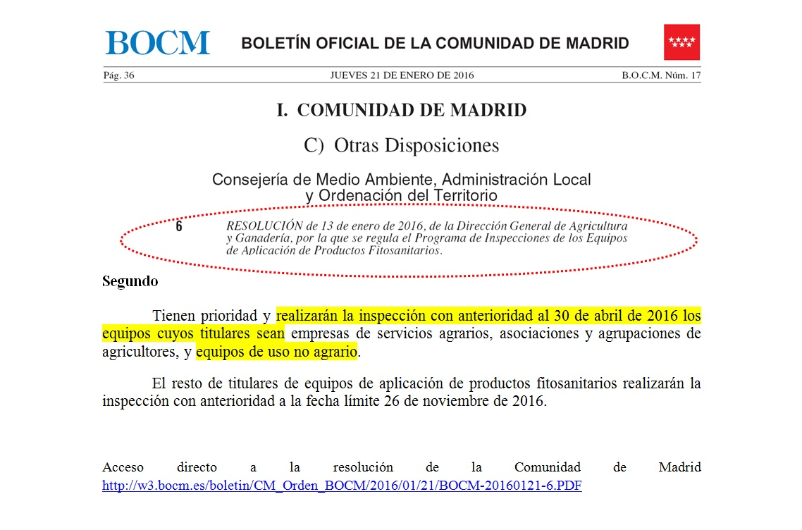 Iteaf empresas de servicios y sector jardineria areas verdes urbanas Comunidad e Madrid