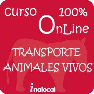 Online transporte animales vivos